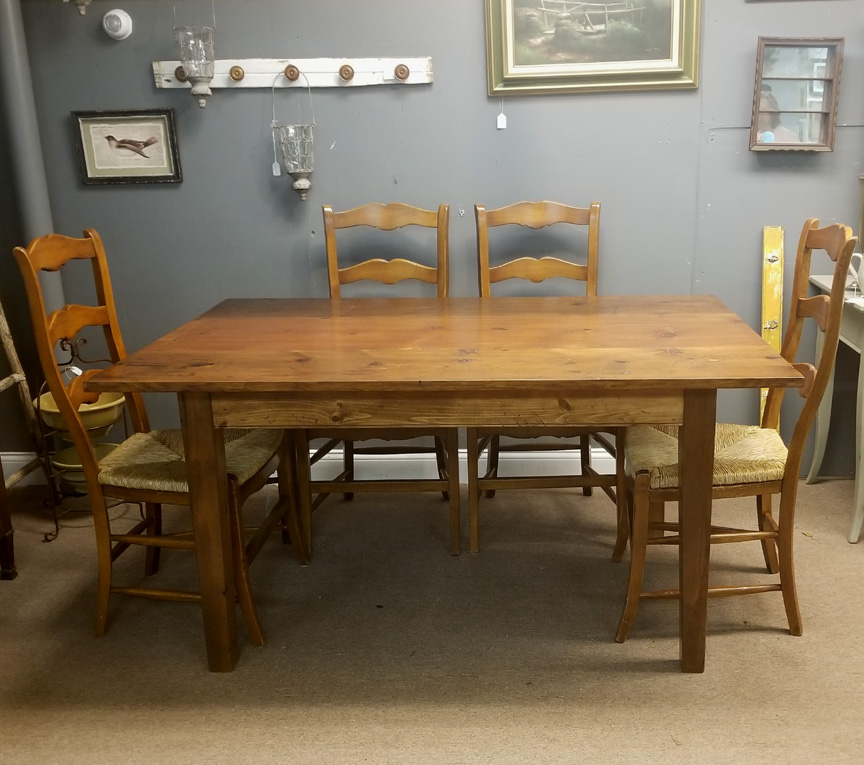 FARM TABLE - $1595