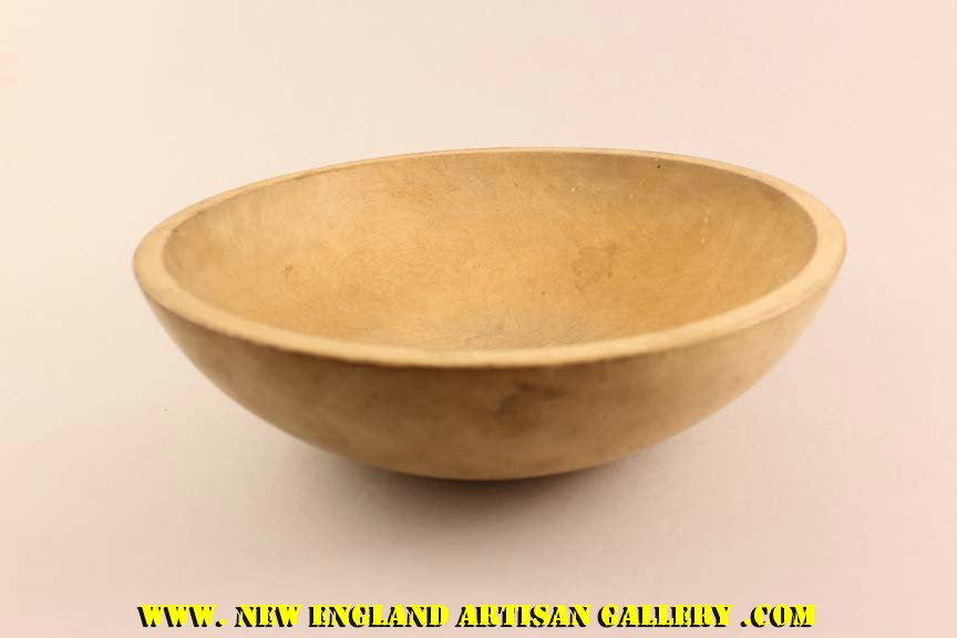 #ACC-0036 Antique Wooden Bowl