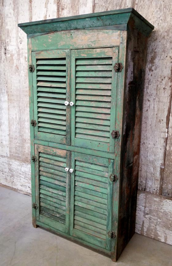 CB-48 Shutter Door Cupboard ~ $2495