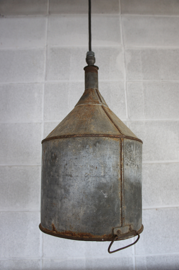 LT-29 Antique Funnel Light ~ $265