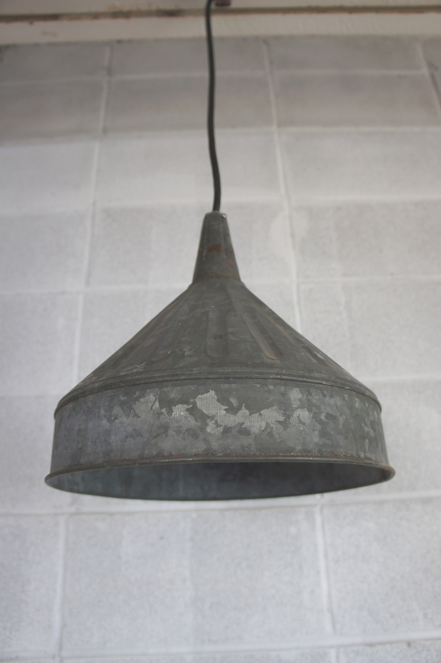 LT-33 Antique Funnel Light ~ $265