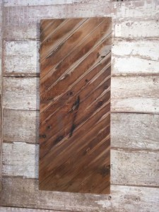 115 barn door - angle side fullview