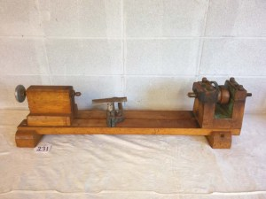 231 wood lathe - sullview 1