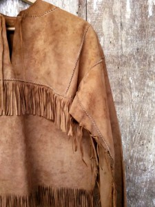 A192_ladies_buckskin_tassel_jacket_sleve
