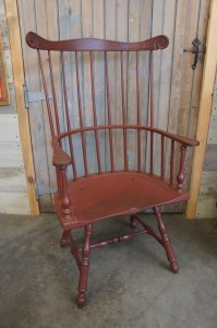 CH-13 Repro Windsor Arm Chair