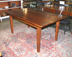 DT-78 Farm Table - fullview