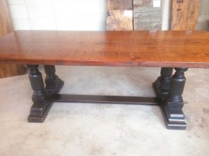 DT-79 Trestle Table - base