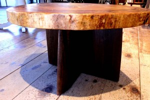 #CT-11 Tree Slab Coffee Table