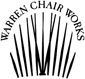 Staples Cabinet Makers Features on Warren Chair Works Chairs!